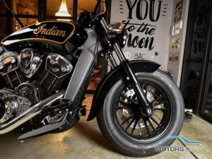 Secondhand INDIAN Scout  (2016)