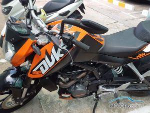 มอเตอร์ไซค์ มือสอง KTM 200 Duke (2018)