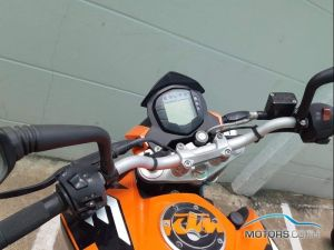 Secondhand KTM 200 Duke (2018)