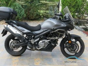 Secondhand SUZUKI V-STROM (2014)