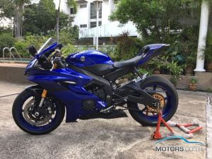 Secondhand YAMAHA YZF-R6 (2018)