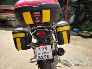 Secondhand HONDA CB500 (2013)