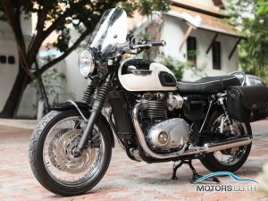 Secondhand TRIUMPH T120R Bonneville (2016)