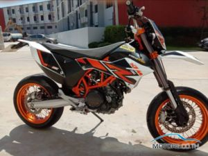 Secondhand KTM 690 SMC R (2016)