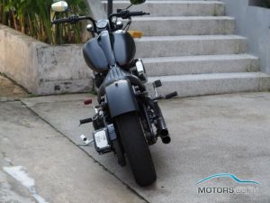 Secondhand HARLEY DAVIDSON Blackline 1584 (2013)