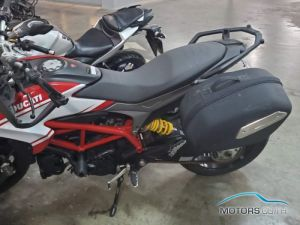 Secondhand DUCATI Hyperstrada (2017)