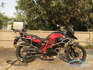 Secondhand BMW F 700 GS (2017)