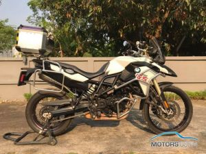 Secondhand BMW F 800 GS (2014)