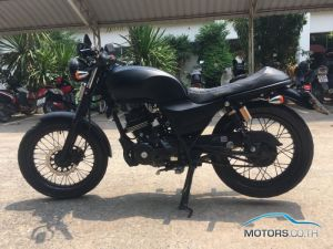 Secondhand STALLIONS VTR 125 (2017)