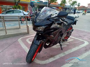 Secondhand HONDA CBR500R (2013)