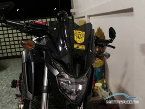 Secondhand HONDA CB650F (2018)