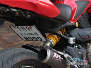 Secondhand DUCATI Monster 821 (2015)