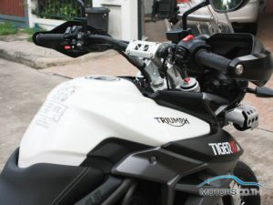 Secondhand TRIUMPH Tiger 800 (2016)