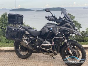 Secondhand BMW R 1200 GSA (2017)