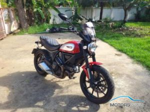 Secondhand DUCATI Scrambler ICON (2015)