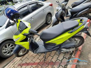 Secondhand HONDA Click 125i (2017)