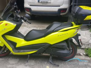 Secondhand HONDA Forza 300 (2017)