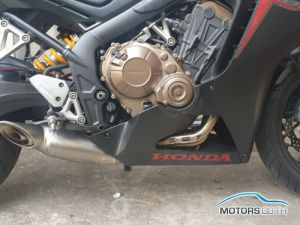 Secondhand HONDA CBR650F (2018)