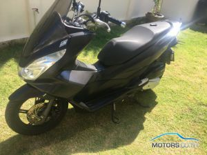 Secondhand HONDA PCX150 (2016)