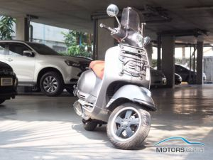 Secondhand VESPA GTS 150 (2016)