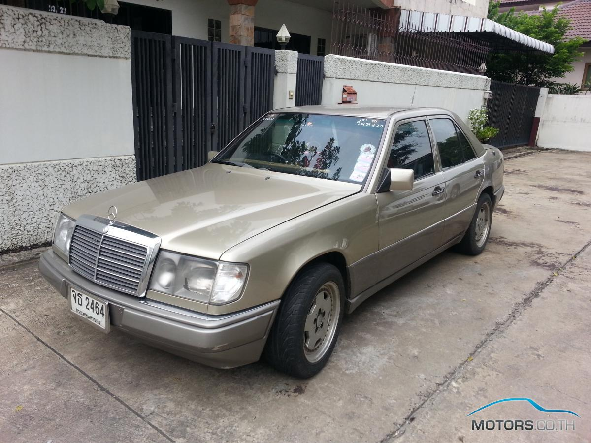 Secondhand MERCEDES-BENZ E CLASS (1990)