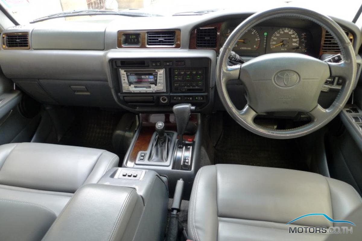 New, Used & Secondhand Cars TOYOTA LAND CRUISER (1997)