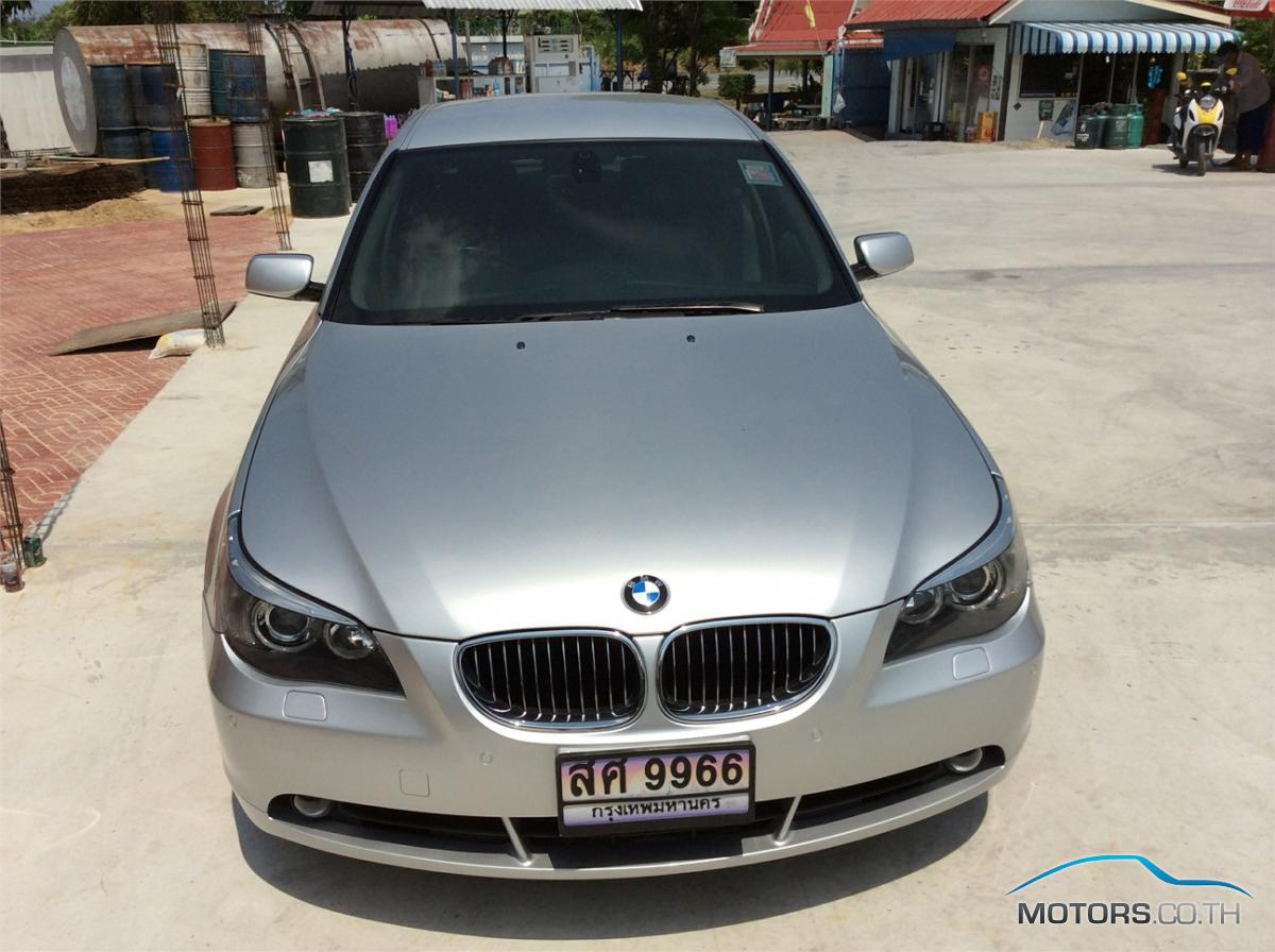 Secondhand BMW SERIES 5 (2009)