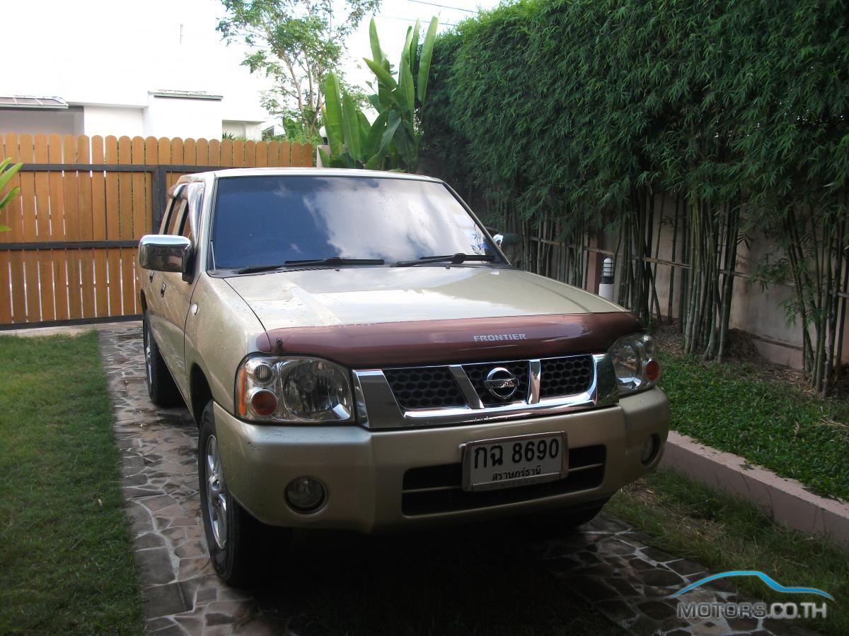 รถมือสอง, รถยนต์มือสอง NISSAN BIG-M FRONTIER 1-2 (2004)