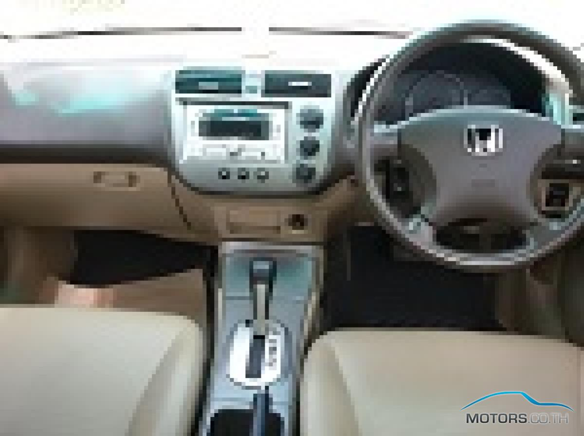 Secondhand HONDA CIVIC (2004)