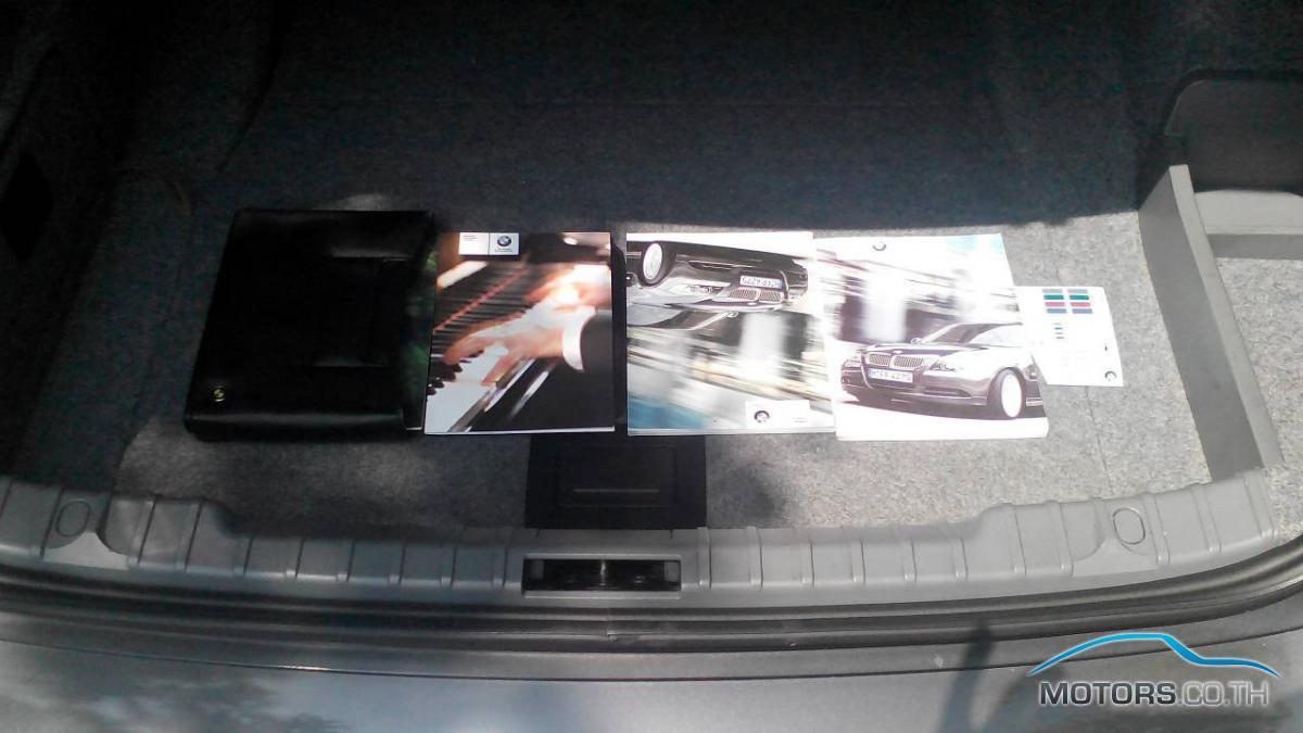 รถใหม่, รถมือสอง BMW SERIES 3 (2007)