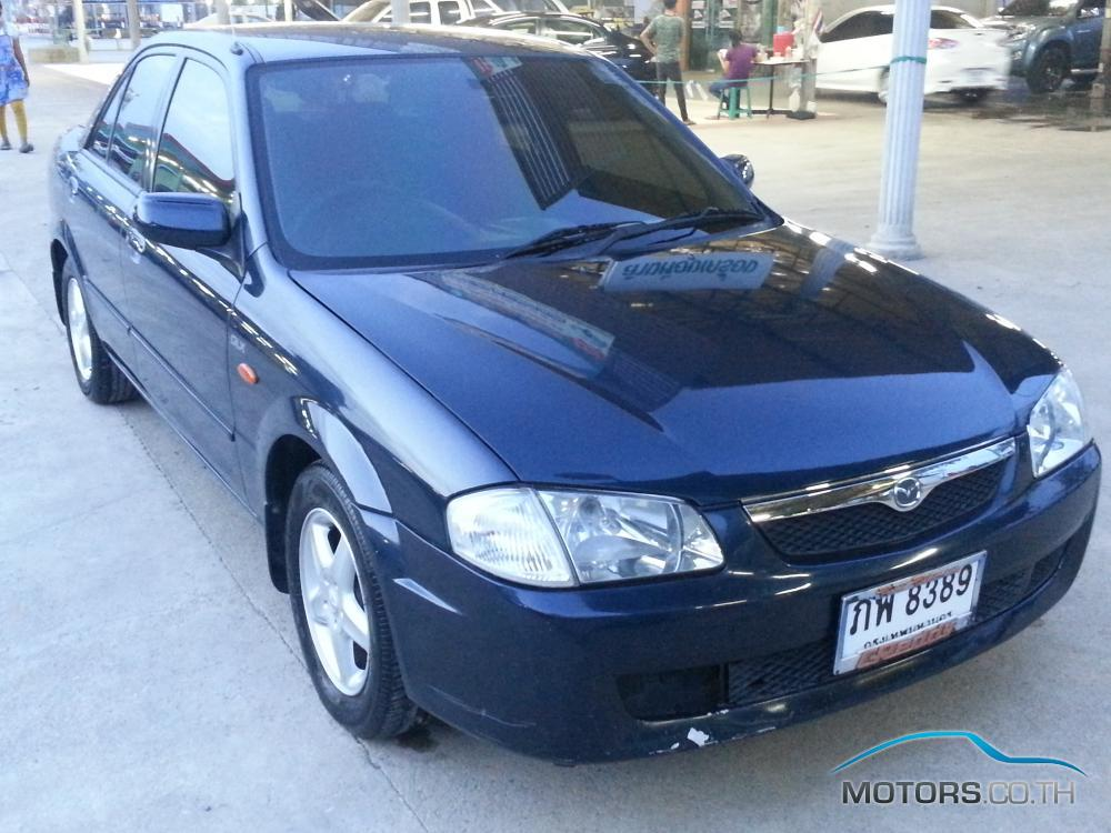 Secondhand MAZDA 323 (2000)