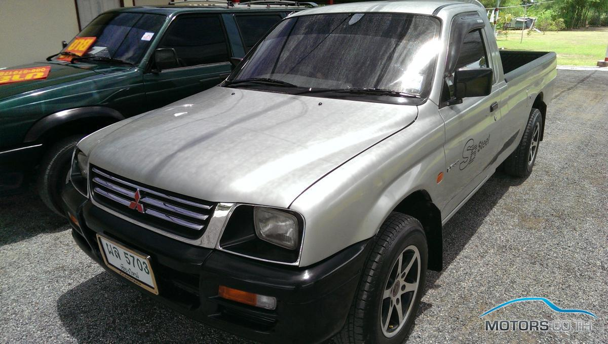 New, Used & Secondhand Cars MITSUBISHI L200-CYCLONE (1998)