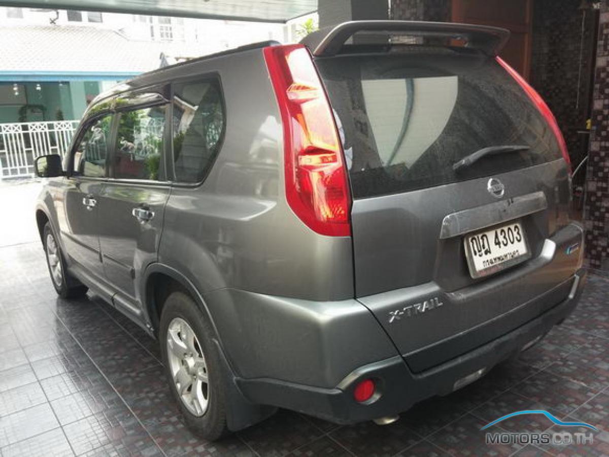 รถใหม่, รถมือสอง NISSAN X-TRAIL (2010)