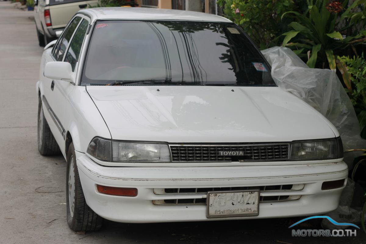 รถมือสอง, รถยนต์มือสอง TOYOTA COROLLA (1991)