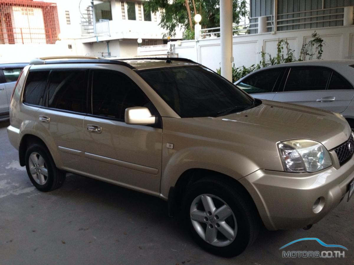Secondhand NISSAN X-TRAIL (2007)