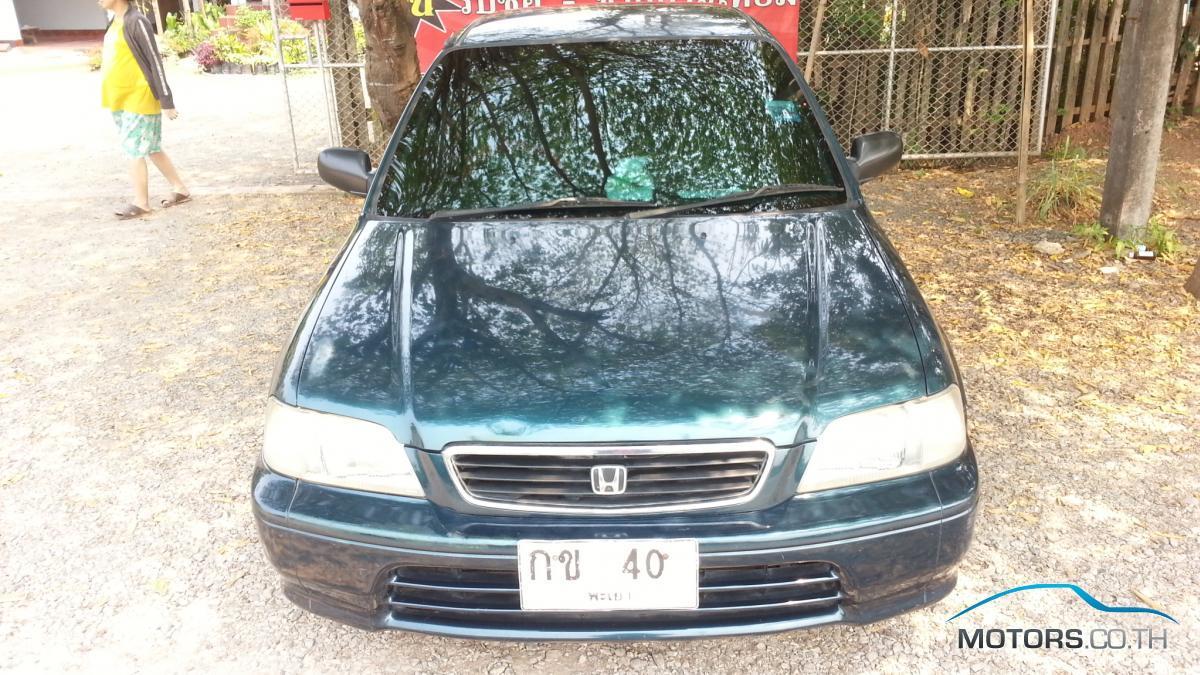 รถใหม่, รถมือสอง HONDA CITY (1997)