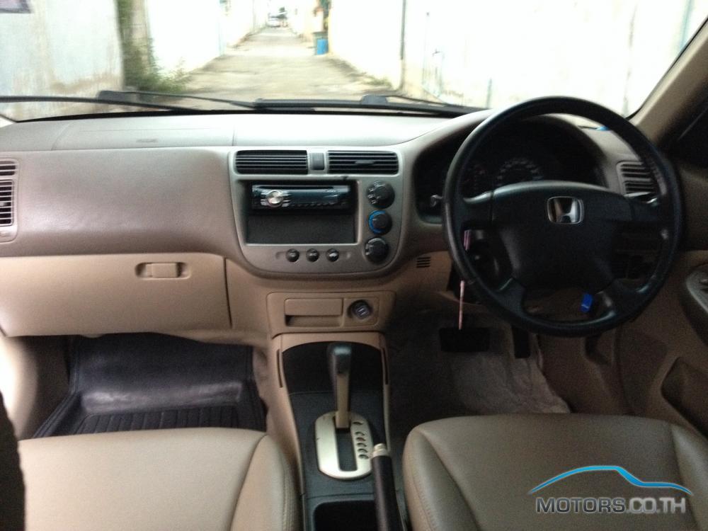 New, Used & Secondhand Cars HONDA CIVIC (2002)