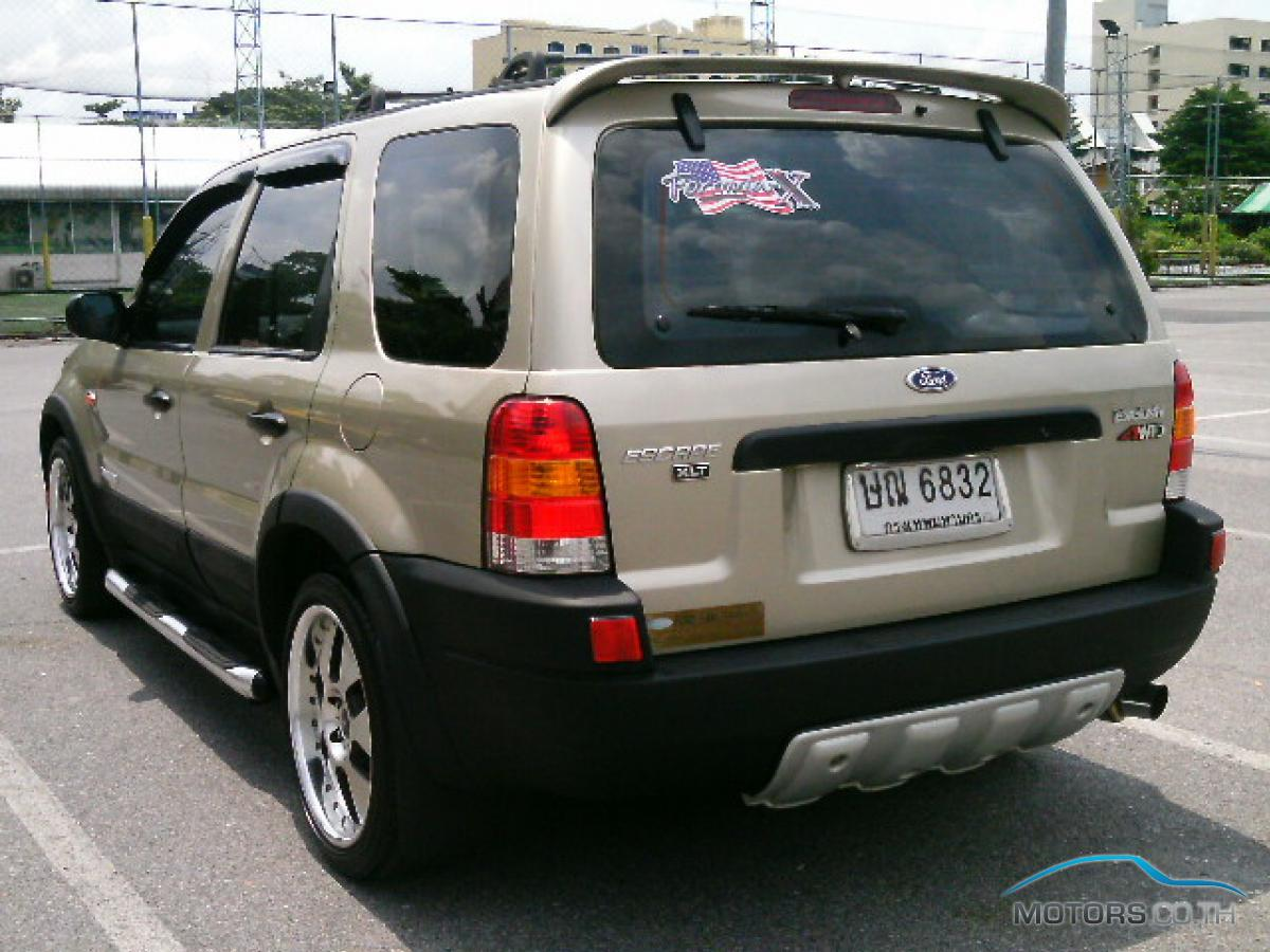 New, Used & Secondhand Cars FORD ESCAPE (2004)