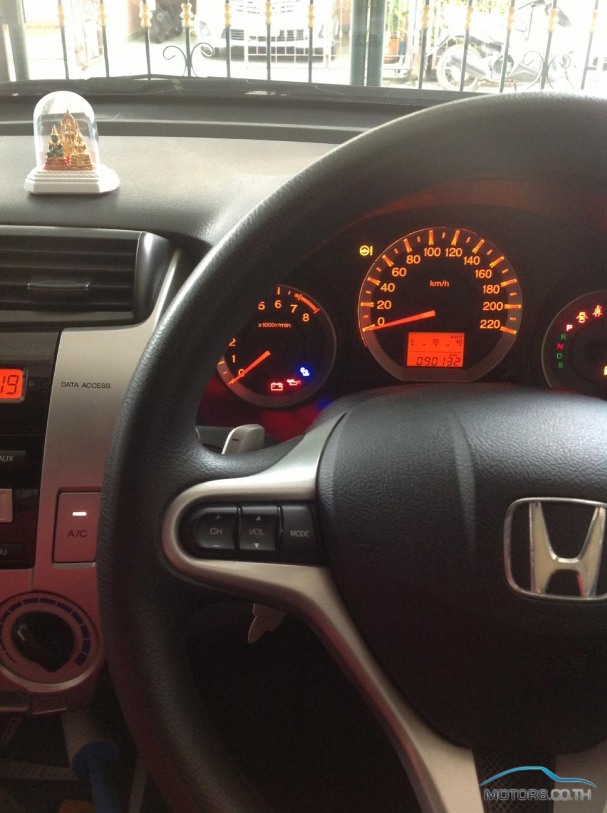 รถใหม่, รถมือสอง HONDA CITY (2009)