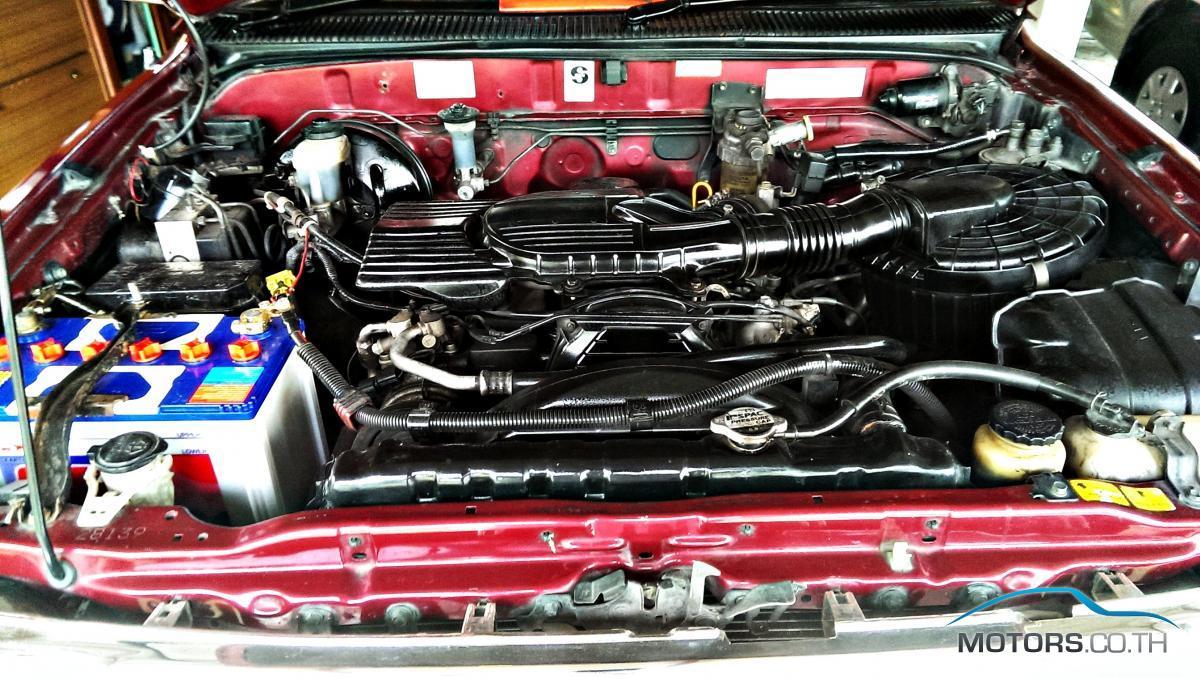 รถใหม่, รถมือสอง TOYOTA HILUX SPORT RIDER (1999)