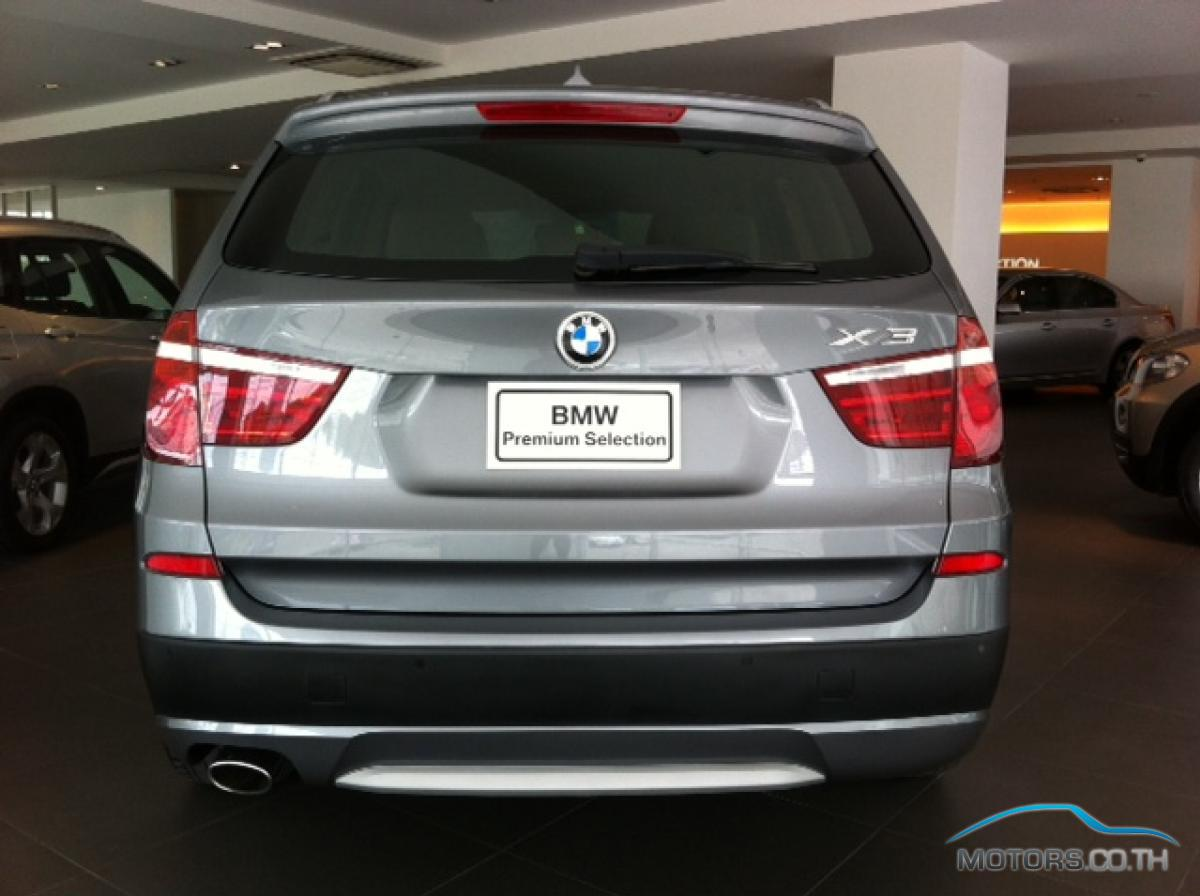 Secondhand BMW X3 (2013)