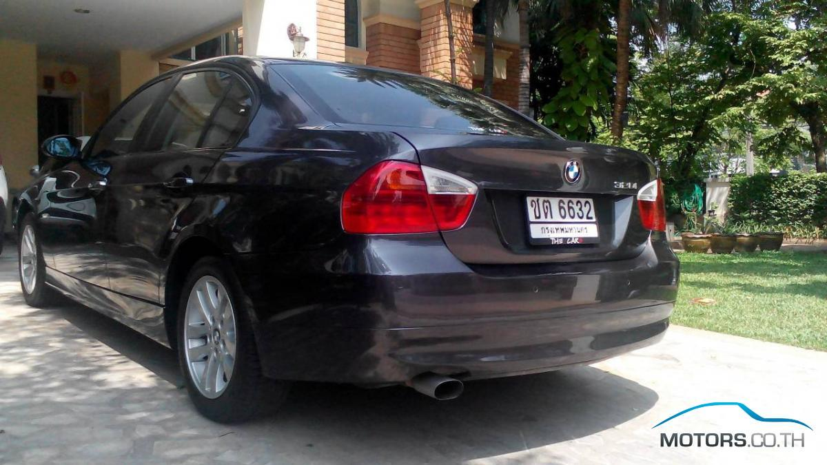 Secondhand BMW SERIES 3 (2007)