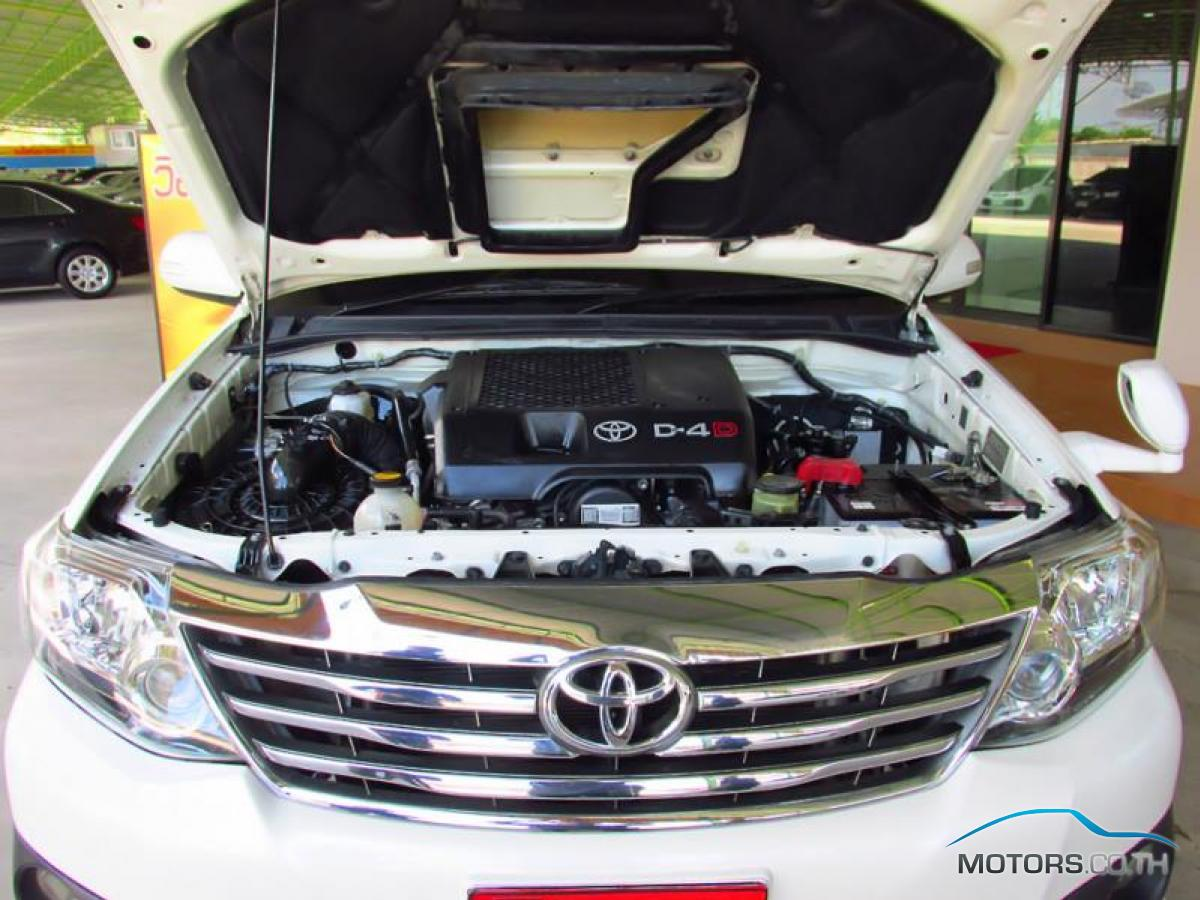 New, Used & Secondhand Cars TOYOTA FORTUNER (2013)