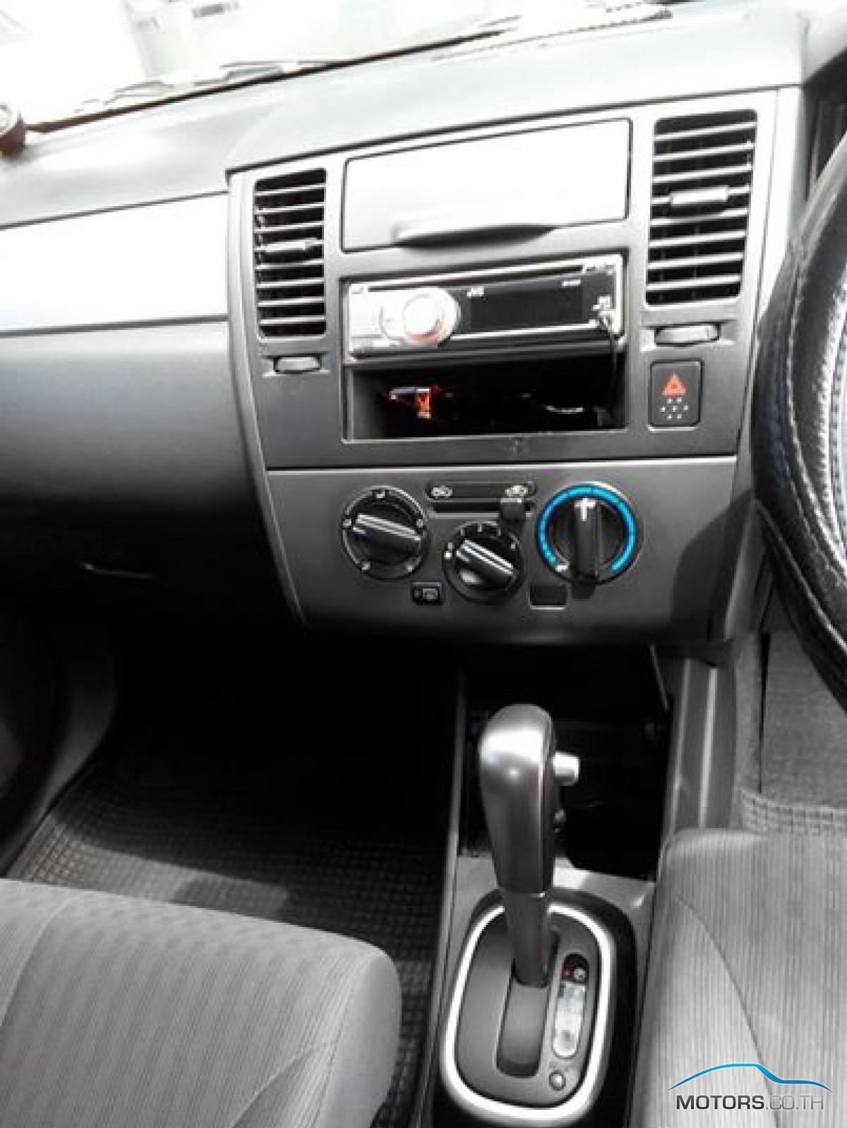 รถมือสอง, รถยนต์มือสอง NISSAN TIIDA (2008)