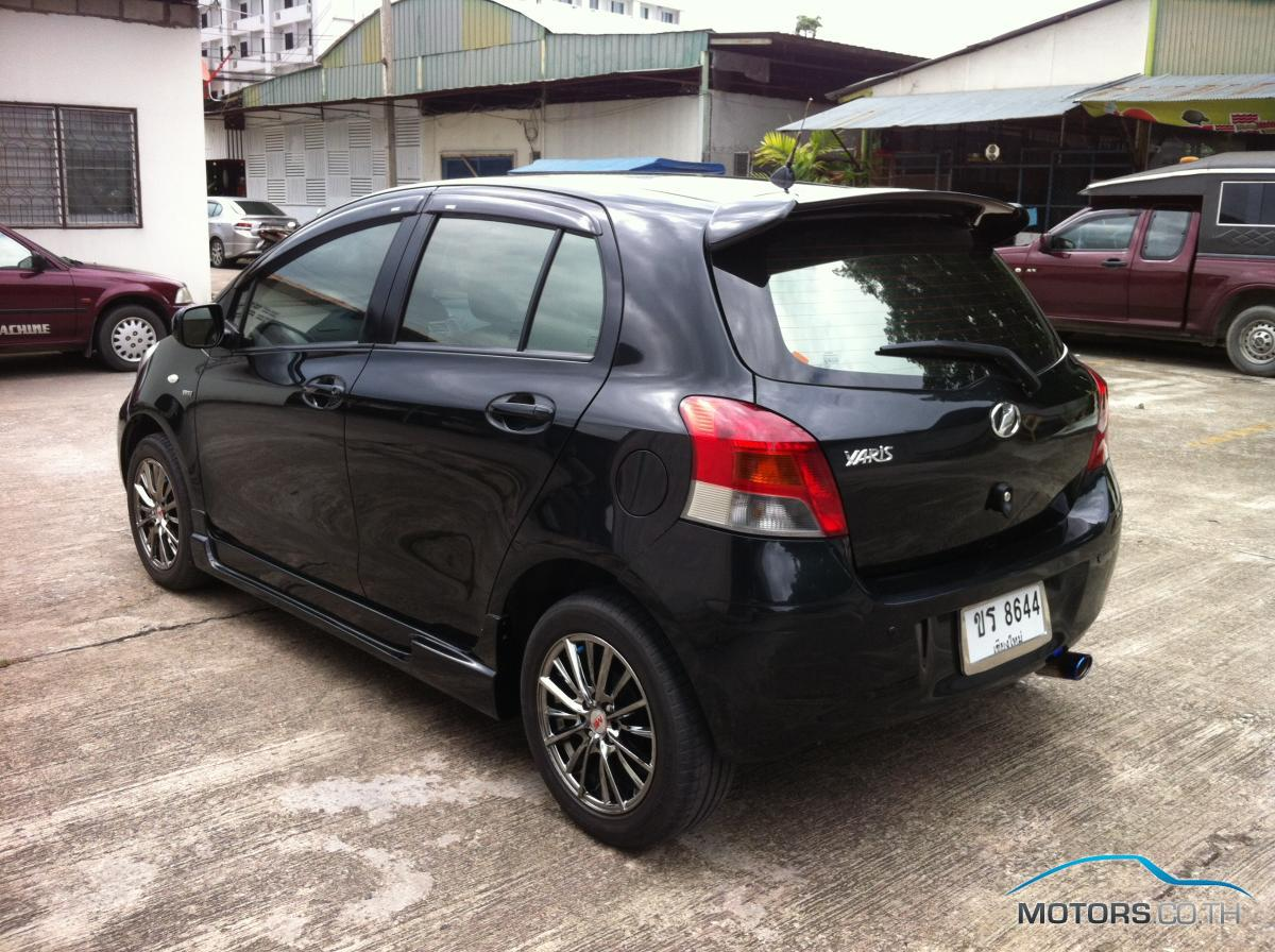 New, Used & Secondhand Cars TOYOTA YARIS (2009)