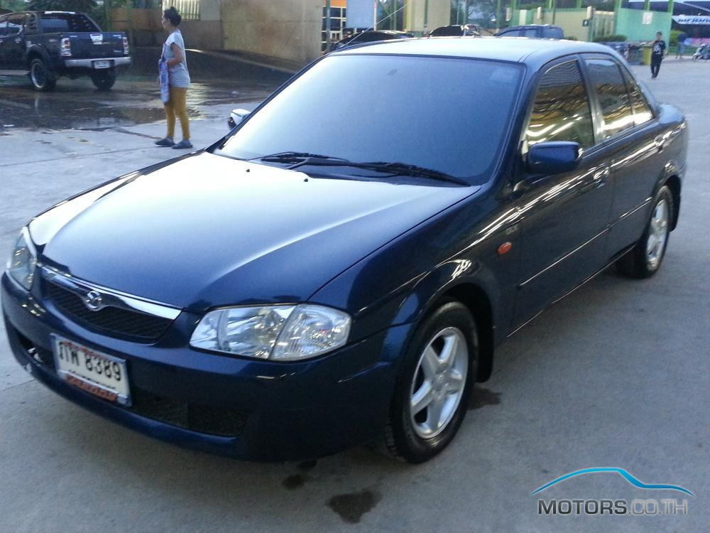 New, Used & Secondhand Cars MAZDA 323 (2000)
