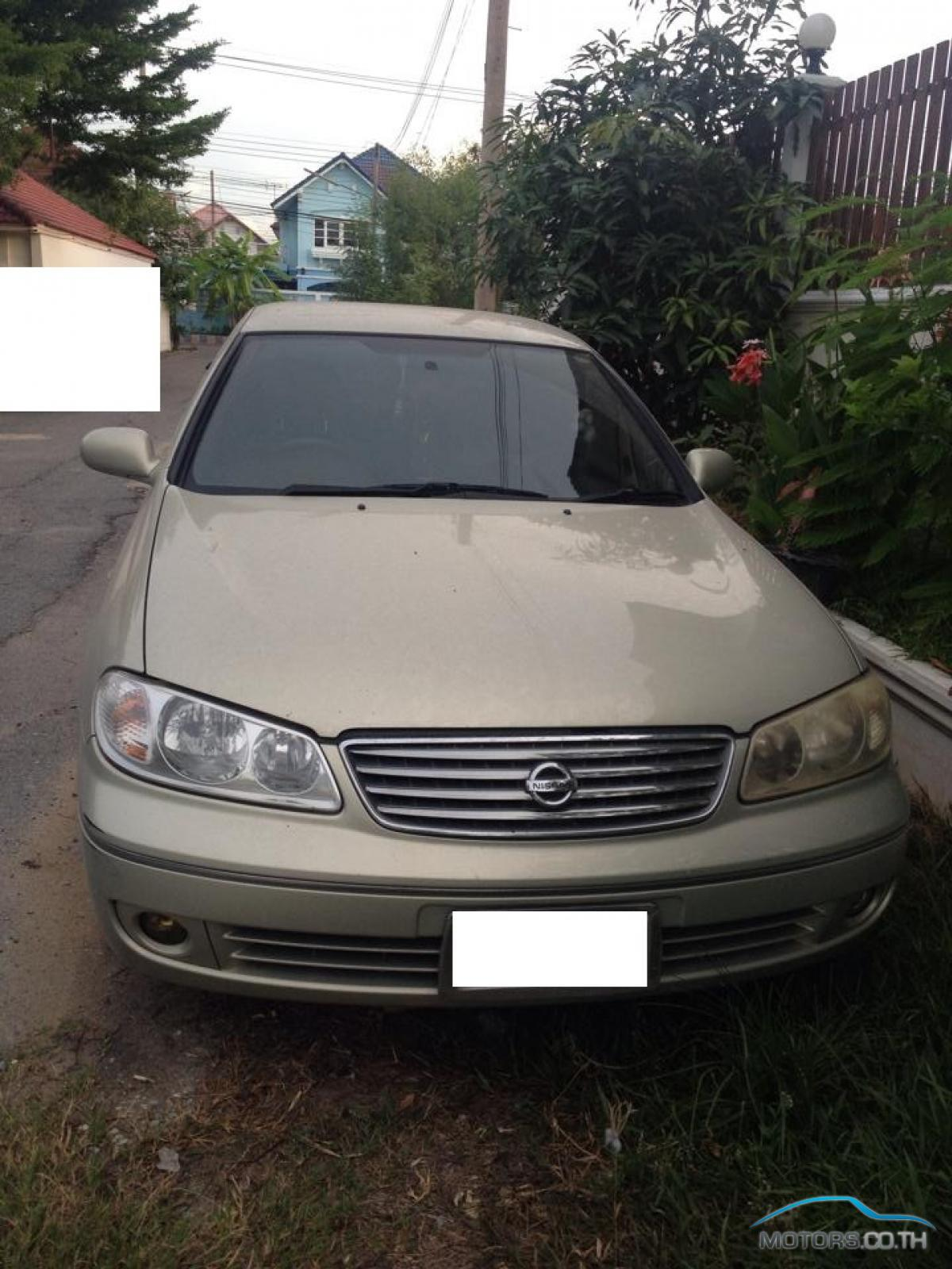 Secondhand NISSAN SUNNY (2004)