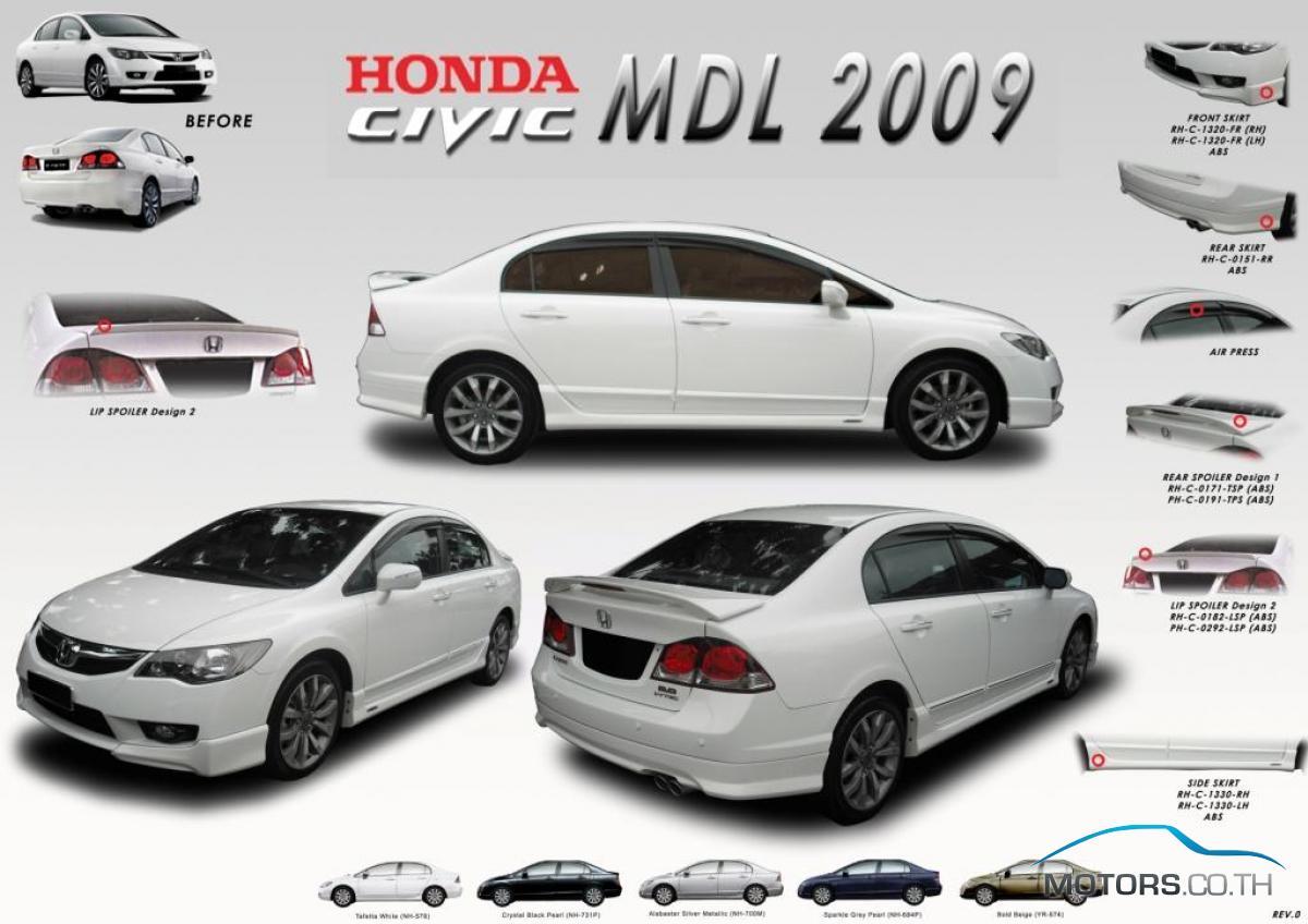 Secondhand HONDA CIVIC (2009)