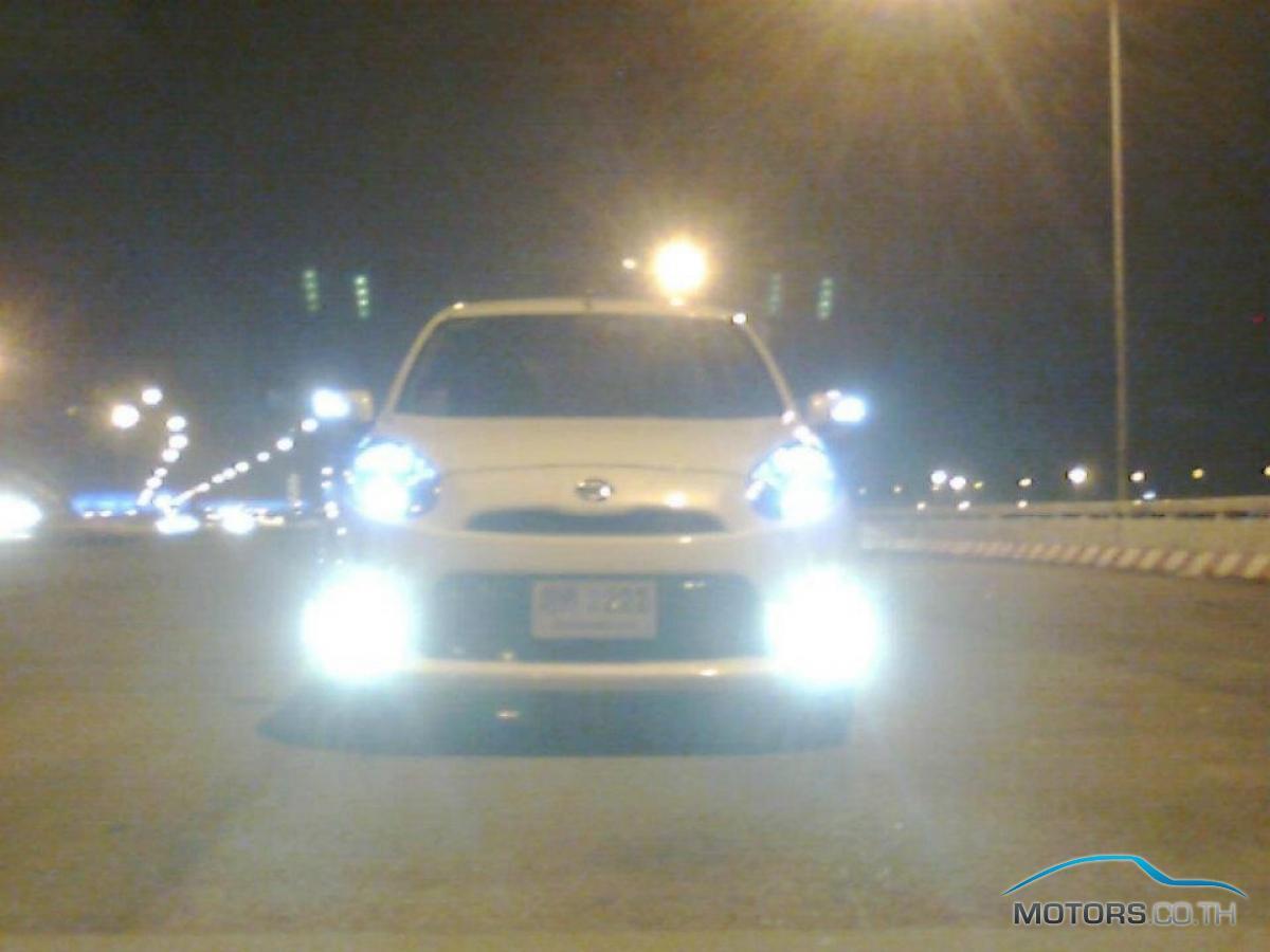 รถมือสอง, รถยนต์มือสอง NISSAN MARCH (2011)