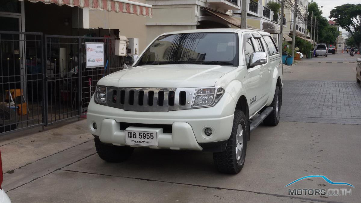 New, Used & Secondhand Cars NISSAN BIG-M FRONTIER NAVARA (2009)